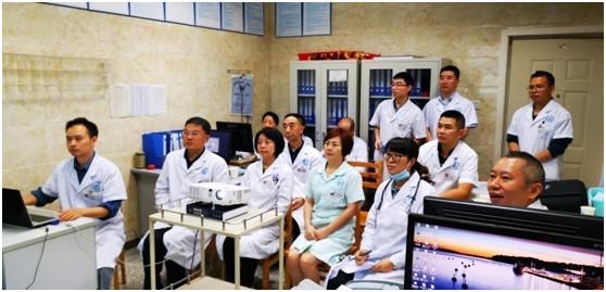 多学科联合诊疗 提高业务水平